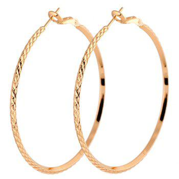 Pair of Snake Shape Earrings