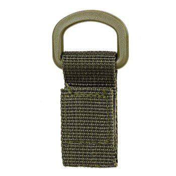 Tactical Webbing Belt Hanging Buckle Ring