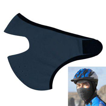 Lebonon Double-sided Cycling Mask with Widened Velcro Design