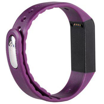 Vidonn X6 Smart Wristband Bluetooth 4.0 Watch for Sports -  PURPLE