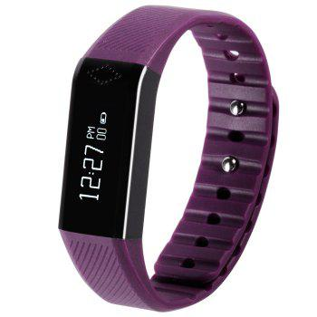 Vidonn X6 Smart Wristband Bluetooth 4.0 Watch for Sports - PURPLE PURPLE