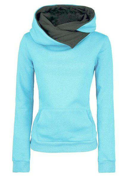 Pullover Hoodies Womens - Trendy Clothes
