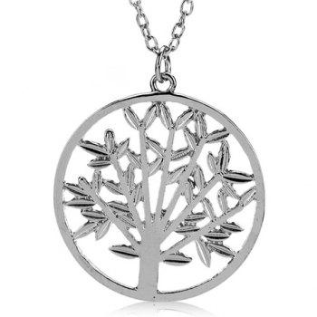 Divergent the Tree of Life Pendant Necklace