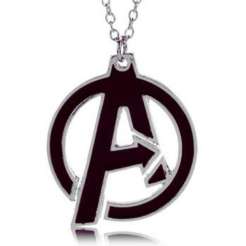 Marvel's The Avengers Pendant Necklace