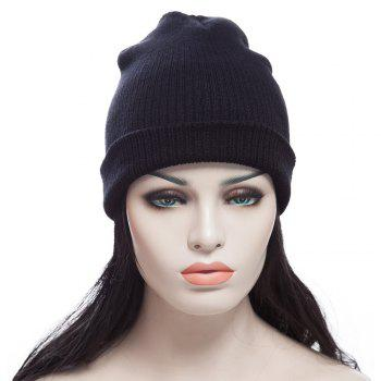 Winter Fashion Warm Knit Hat Skull Ski Cap