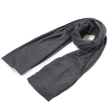 Chic Solid Color Women's Winter Fleeces Scarf
