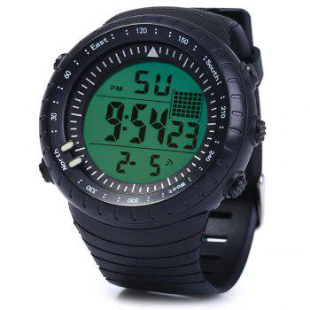 8335G Alarm Day Date Stopwatch Display Men LED Sports Watch