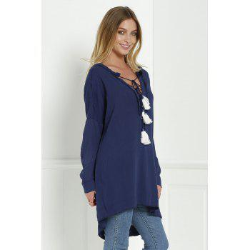 Riptide Tunic - DEEP BLUE M