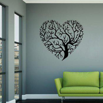 Love Tree Style Creative Wall Sticker Removable Wallpaper Water Resistant Home Art Decals
