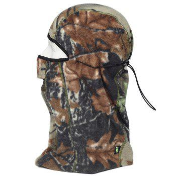 ENKAY Bionic Camouflage Pattern Mask Windproof Warm Fleece Made - DESERT CAMOUFLAGE CAMOU EIGHT