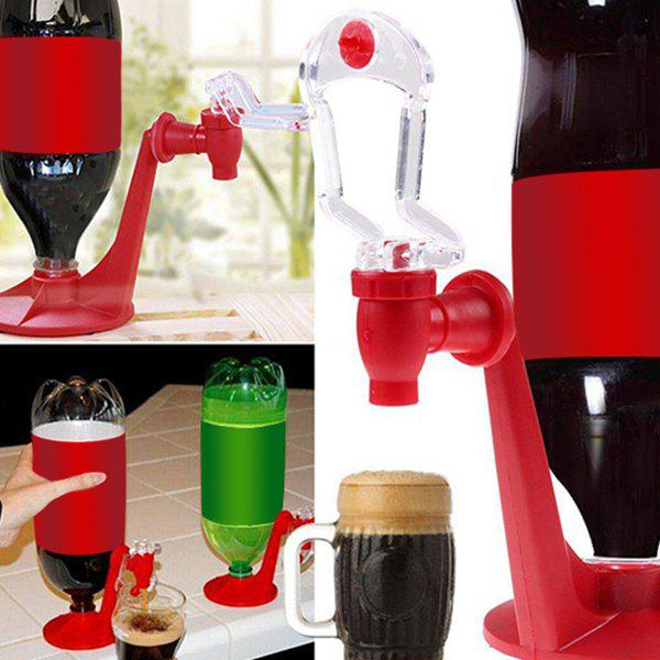 Chic Drinking Soda Dispense Gadget Water MachineHome<br><br><br>Color: RED