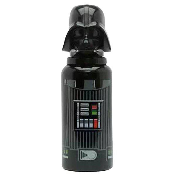 300ML Star Wars Darth Vader Shape High Quality Stainless Steel Vacuum Flask - BLACK