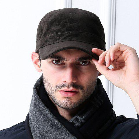 Stylish Outdoor Winter Baseball Cap For Men - ARMY GREEN