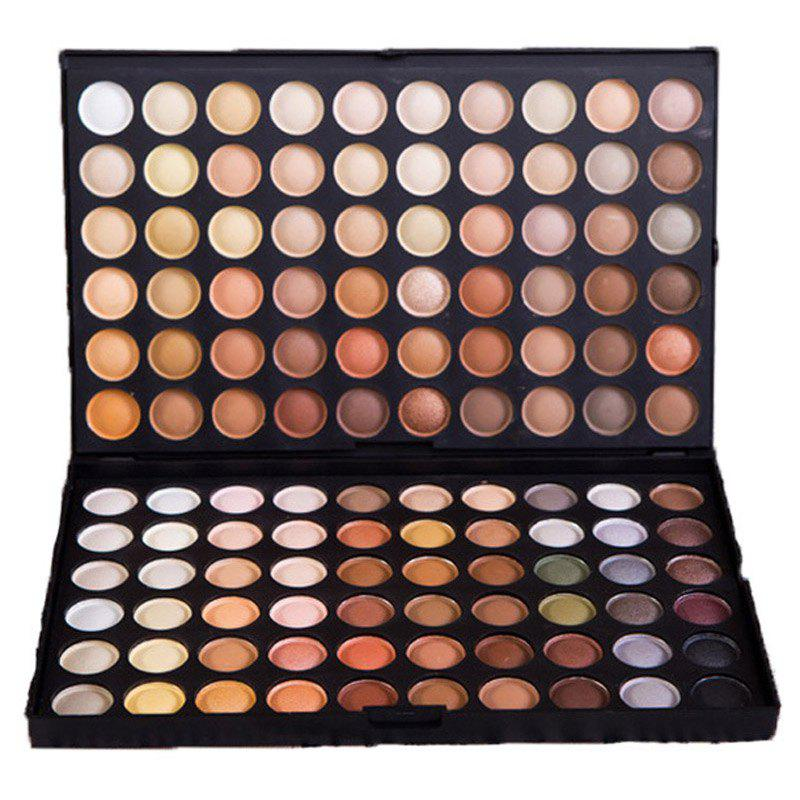Professional 120 Colours Earth Tone 2 Layers Eye Shadow Palette - COLORMIX
