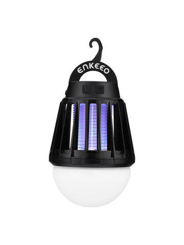 Enkeeo Camping Lantern with Mosquito Killer