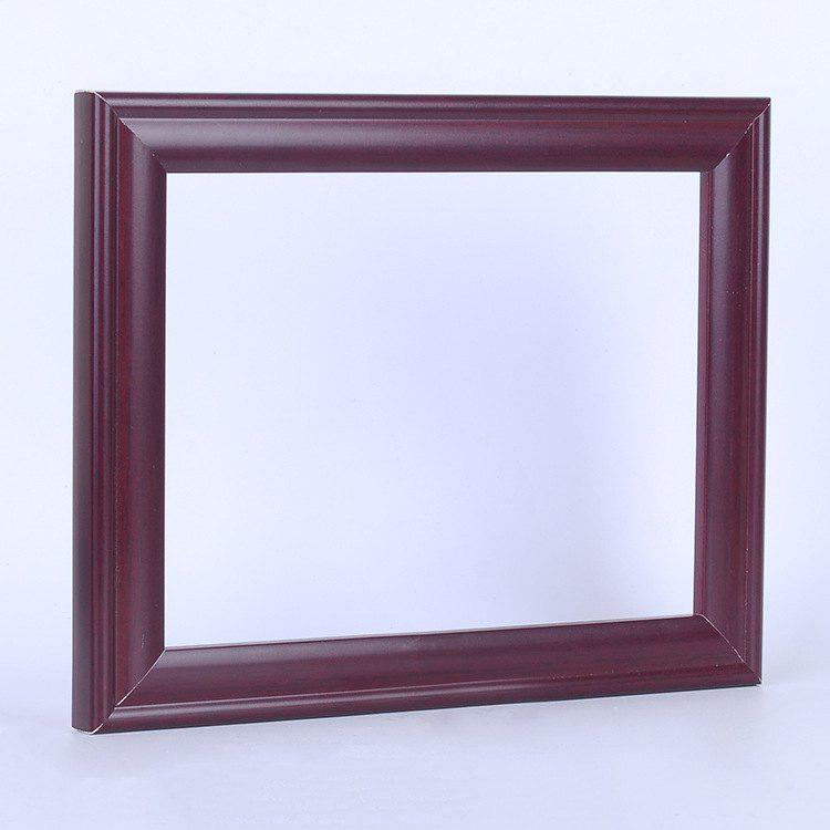 Solid Wood A3 Business Photo Frame Set Table Photo Frame 16 Inch Certificate Award A4 Photo Frame - CHESTNUT 12 INCHES (30.5*25.5 CM)