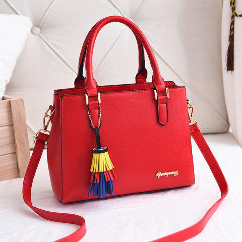 Autumn and Winter New Arrival Fashion Bag for Women - OTTO SHOULDER RED WINE