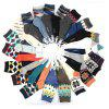 Men's Cotton Socks 4 Yuan South Korea Imported Cotton Fashion Casual Sports Men's Socks - 10 ONE SIZE