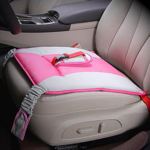 Pregnant Women's Special Car Seat Belt Clip Strap Safety Seat Cushions With Belt - PINK