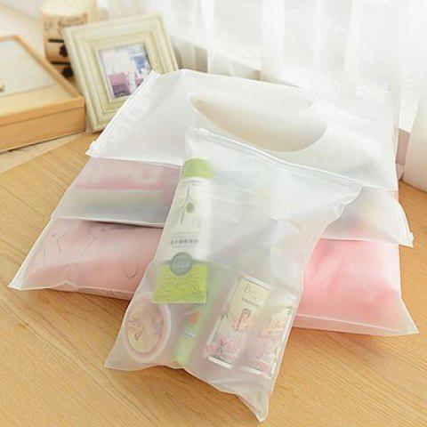 T Thick Travel Storage Sealed Bag Clothing Ziplock Bag Luggage Bag Storage Clothes Sorting Bag - B133 1