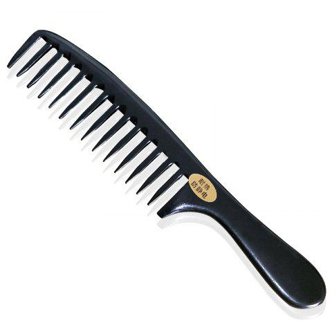 Wide-tooth Hair Comb Long Tail Comb Plastic Makeup Comb - M1101 OVAL SHANK