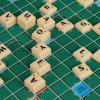 Educational Toys English Scrabble Game SCRABBLE Improve Words Children Learning English French Board Games - FRENCH VERSION