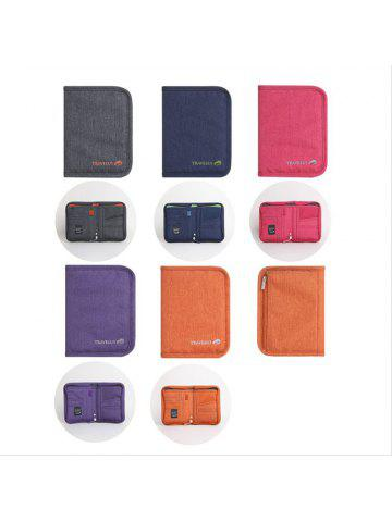 48feaa00a19 WEEKEIGHT Travel Passport Holder Multi-function Document Package Passport  Package Protective Cover Document Bag Waterproof
