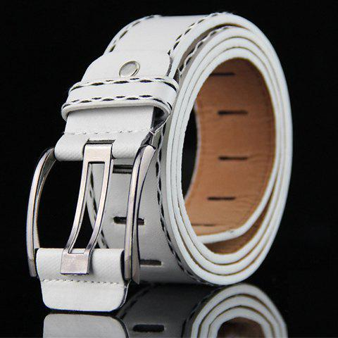 цены  Stylish Retro Style Pin Buckle Belt For Men