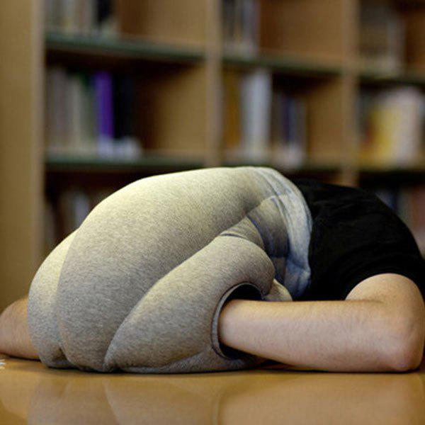 Hot Sale Comfortable Siesta Ostrich Pillow Light