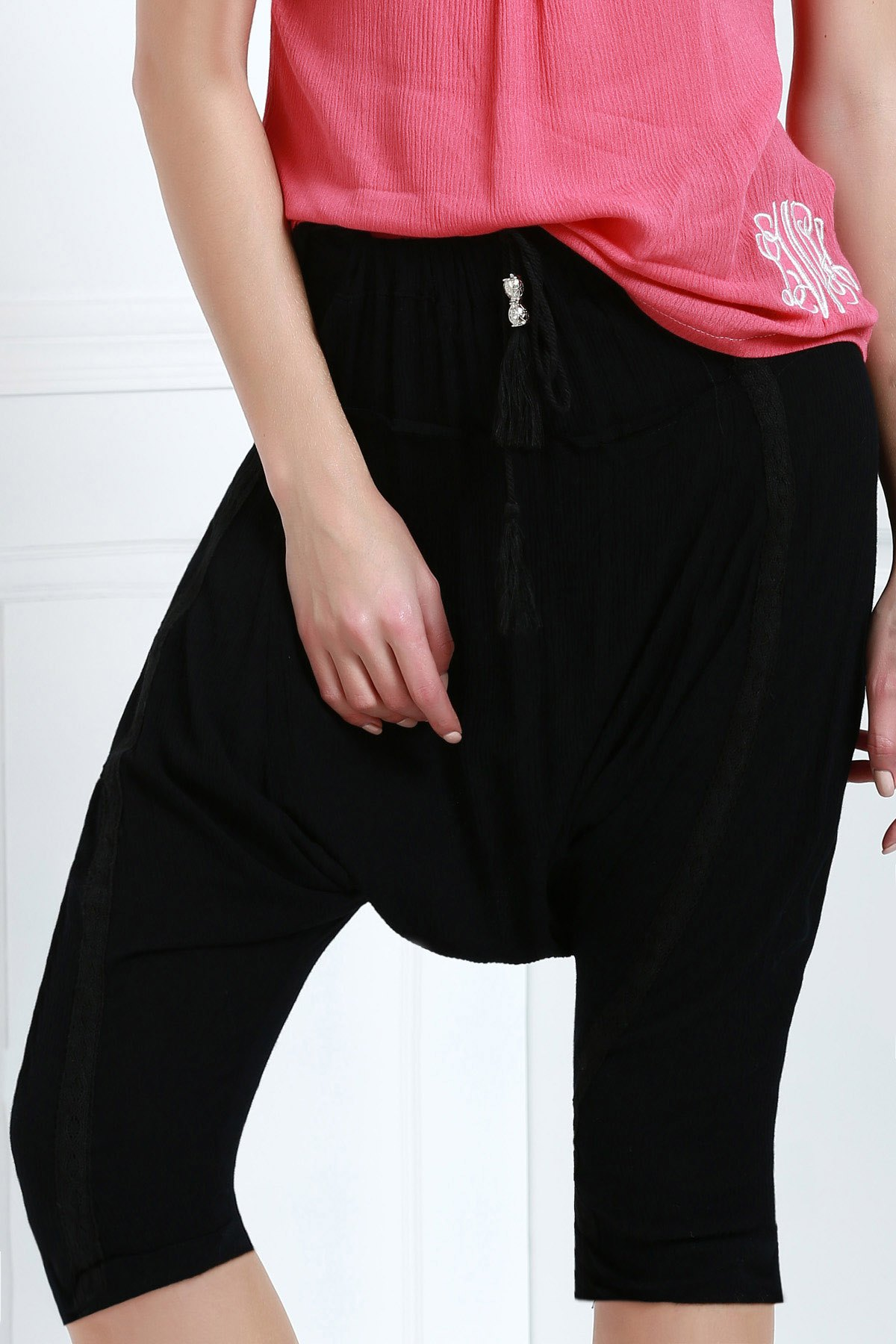 Stylish Solid Color Keepin It Women's Cool Pant