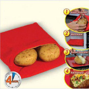 Exquisite Multi-Function Fabric Oven Microwave Baking Bag