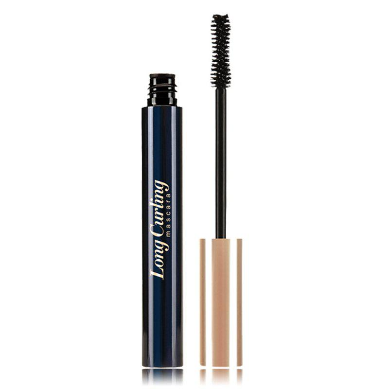 Natural Waterproof Smooth Curling Lengthen Thick Mascara - BLACK