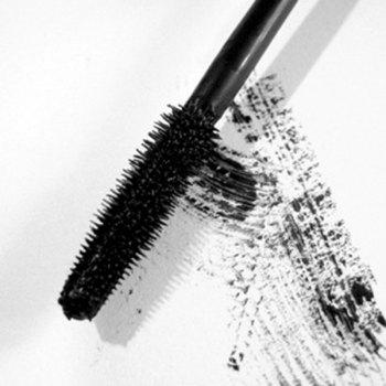 Durable Long Lasting Waterproof Smudge-Proof Natural Lengthen Thick Curling Mascara - BLACK