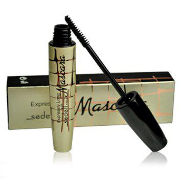 Durable Long Lasting Waterproof Smudge-Proof Natural Lengthen Thick Curling Mascara