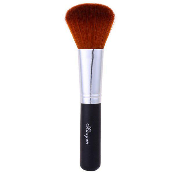 Cosmetic Large Squirrel Hair Round Contour Powder Brush Blush Brush