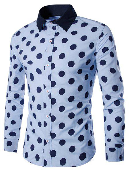 Find great deals on eBay for Mens Polka Dot Shirt in Casual Shirts for Different Occasions. Shop with confidence. Find great deals on eBay for Mens Polka Dot Shirt in Casual Shirts for Different Occasions. light wear. H20 Collection Mens Size M Awesome GIFT Polka Dot Button Up Long Sleeve Shirt. $ medium size Forever 21 blue polka.