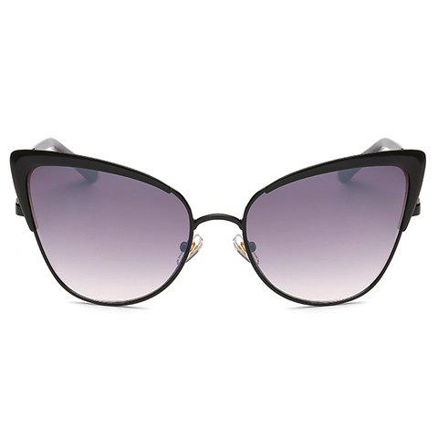 Chic Metal Butterfly Frame Women's Sunglasses