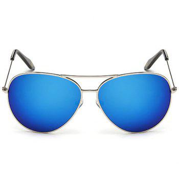 Fashionable Metal Frame Sunglasses