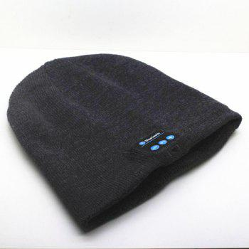Hot Sale Outdoor Sports Bluetooth Headphones Speaker Mic Winter Warm Knitted Beanie Hat