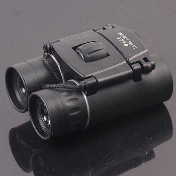 Hot Sale Pocket-Size HD Micro Night Vision 8x21 Binocular Telescope - BLACK BLACK