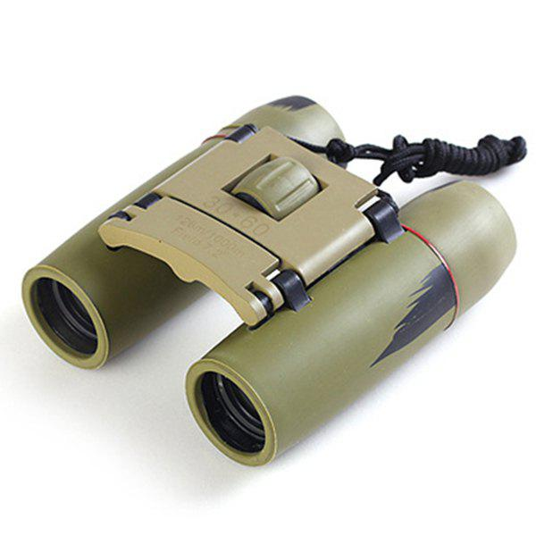 Hot Sale Multipurpose High-Definition Micro Night Vision 30x60 Binocular Telescope - CAMOUFLAGE