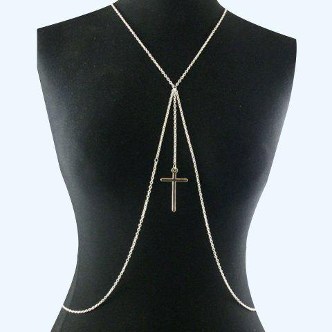 Charming Bikini Cross Body Chain For Women
