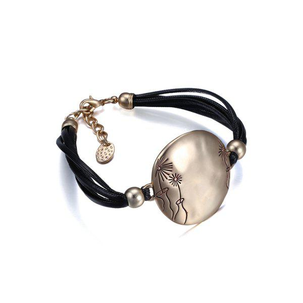 Stylish Round Decorated Bracelet For Women
