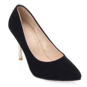 Elegant Stiletto Heel and Pointed Toe Design Women's Pumps