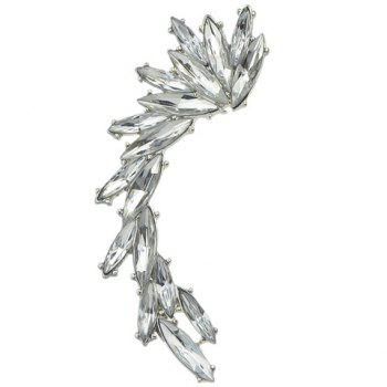 ONE PIECE Faux Crystal Ear Cuff