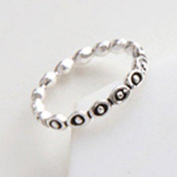 Chic Cloud Carving Ring For Women