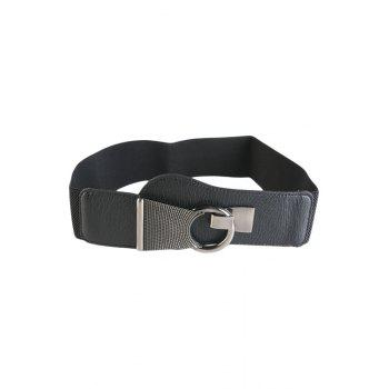 Stylish Hook Buckle Elastic Waistband For Women
