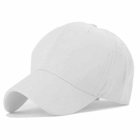 Chic Side Letters Embroidery Solid Color Baseball Hat For Women stylish letters embroidery solid color baseball hat for women