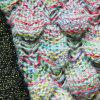Endearing Multicolored Knitted Strtchy Mermaid Blanket - COLORMIX