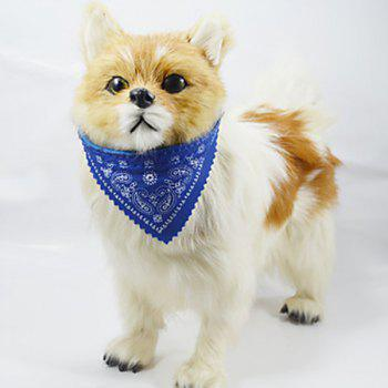 Hot Sale Adjustable Totem Pattern Dog Triangle Neckerchief